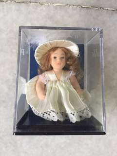 Collectible Spanish handmade porcelain doll
