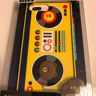iPhone 7 Plus phone case 100% New Line Friends