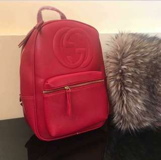 📌PROMO SALE!!! Gucci Backpack