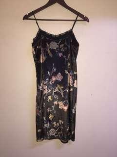 Orig promod suede dress
