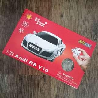BN 3D Puzzle - Audi R8 V10