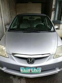 Honda City 2004 iDSi 1.3 MT