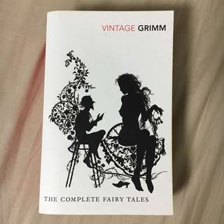 The Complete Fairytales by Grimm Brothers