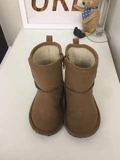 🚚 女童gap靴子14cm🉑️
