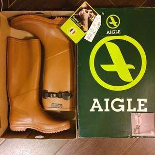 AIGLE Boots / 長雨靴 Rain Boots Chantebelle Pop