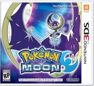 🚚 Pokemon Moon