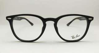 Ray-Ban eyeglasses RB 7159F Black/ Ray-Bay 眼鏡 RB 7159F 黑色