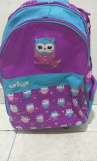 Smiggle Trolley School Bag