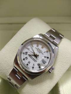 Rolex Ladies Datejust 69160 26mm