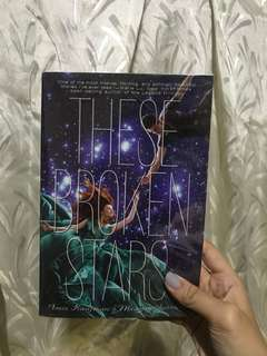 These Broken Stars book