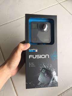 GoPro Fusion + Manfrotto VR Tripod
