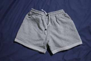 Female Sweat Shorts (Gray)