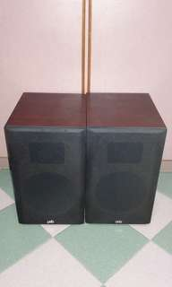 RoseWood PSB Alpha Bookshelf Speakers Made In Canada