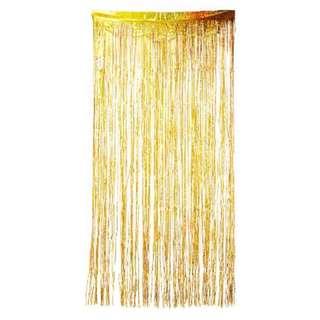 🚚 Foil Curtain Streamers Backdrop