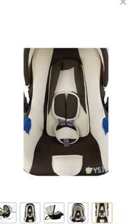 Baby Car Seat Basket Carrier