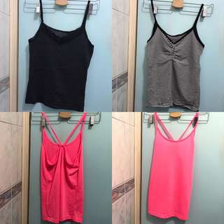 ($25 for 3) Little Camisole top 吊帶背心 打底背心