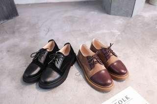 Oxford Carmina Loafers