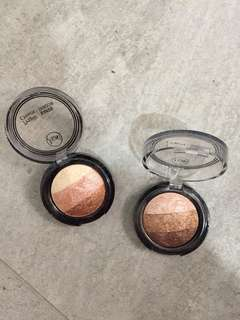 Jordana triple baked eye shadow