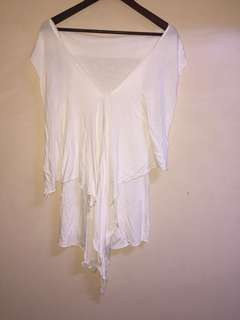 Rickowenslilies angel dress or coverup bought at lane crawford