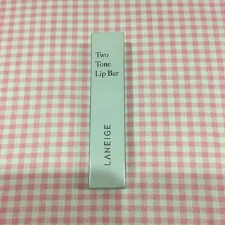 Laneige Two Tone Lip Bar (No. 6 Pink Step)