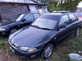 Wira 1.5cc MANUAL thn 99