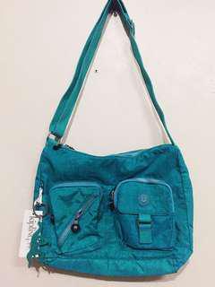 Kipling mint bag