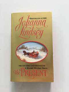 Johanna Lindsey - The Present