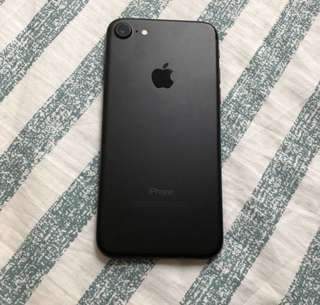 iPhone 7 32gb mat black 啞黑