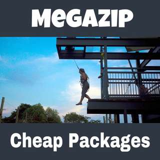 Megazip Tickets