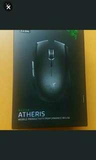 出售全新razer電競專業產品-wireless mouse,mouse pad,L33T pack for gamer, 最後一套