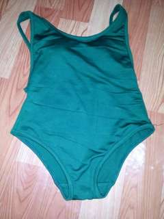 Swimsuit Green !