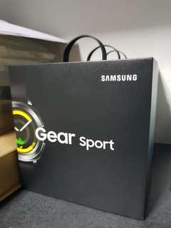 BN Sealed Samsung Gear Sport