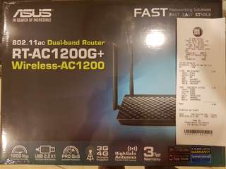 ASUS RT-AC1200+