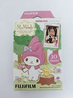 MY MELODY INSTAX FILM