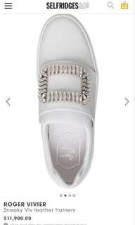 RV sneaky white shoes