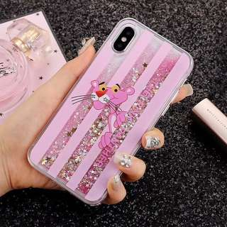 Case Iphone PINK PANTHER