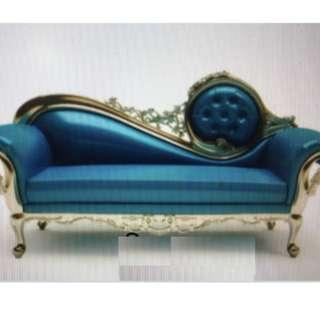 🚚 Wedding Sofa's, Prop's, & accessories