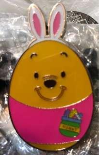 Disney 花蛋 Pooh rabbit