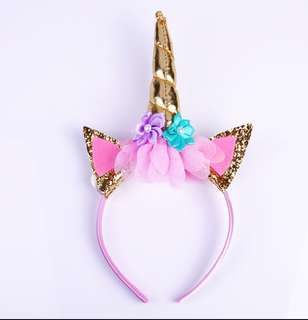 Cute Unicorn Headband