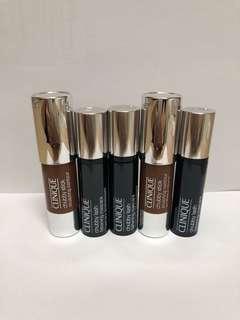 Clinique contour stick & chubby lash mascara