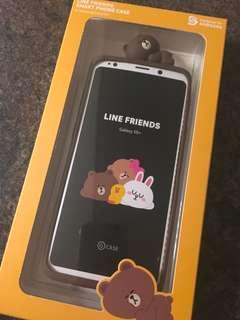 Line Friends Samsung Galaxy S9+ phones case