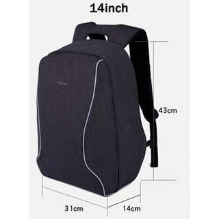 Anti-Theft Unisex Breathable Laptop bag/Travel Backpack/