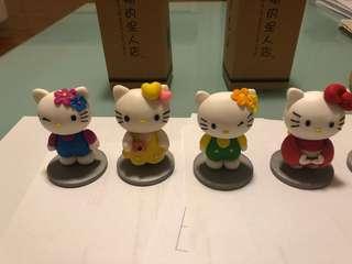 Hello Kitty Figurine - brand new - bought in shanghai 七宝街