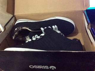 Bnew Osiris skate shoes protocol size 9.5US