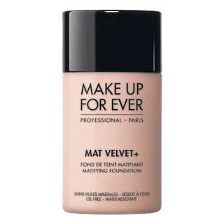 Make up forever mat velvet foundie