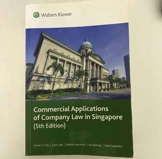 SIM RMIT LAW 2464 Singapore Company Law
