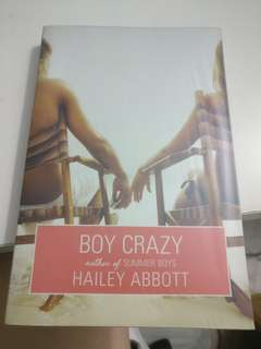 Boy Crazy (novel)