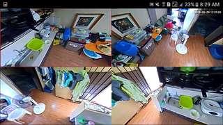 Secret Wifi CCTV Cam