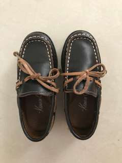 Kenneth Cole Leather Loafers (Shoes)