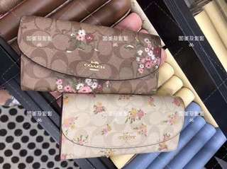 COACH WALLETS